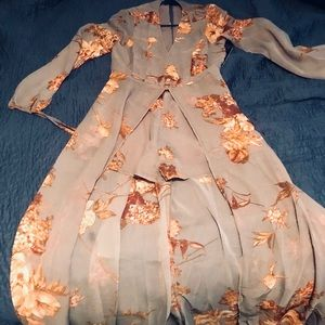 Women's short/dress romper